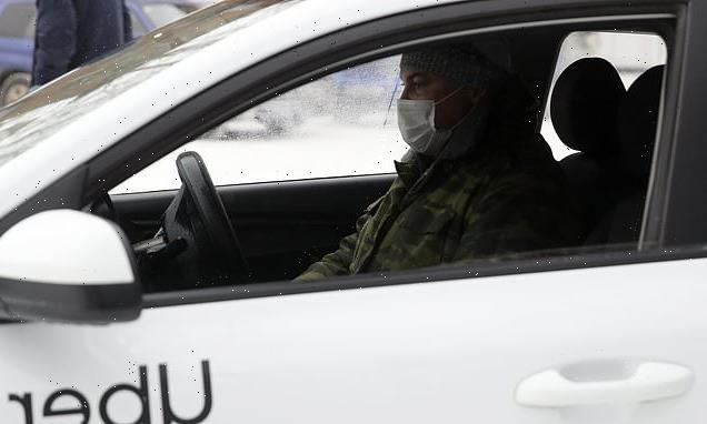 Uber drivers and passengers will still have to wear face masks