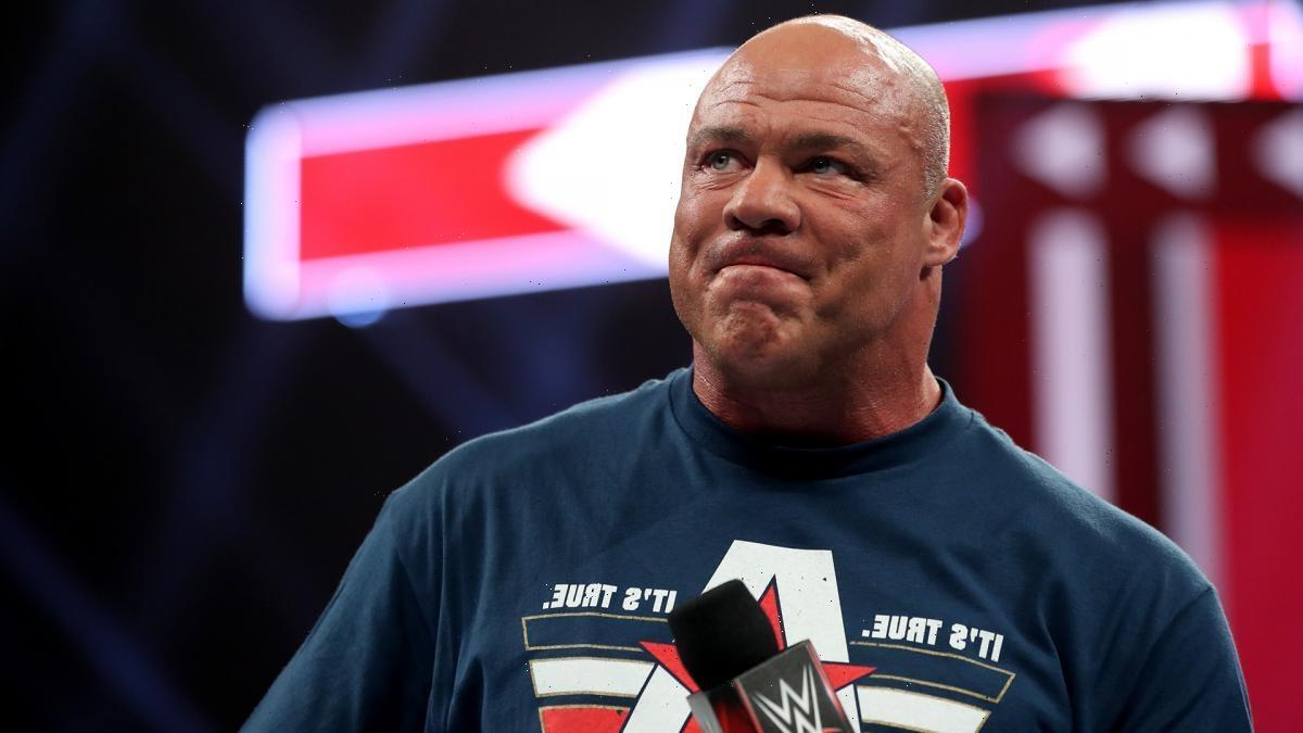WWE Hall of Famer Kurt Angle offered deals by AEW and Impact after being released by Vince McMahon last year