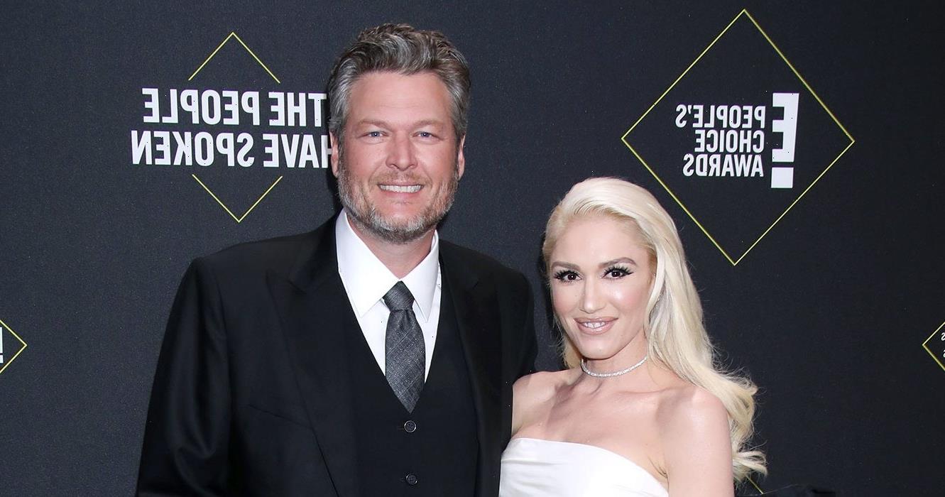 Wedding Bells? Gwen Stefani, Blake Shelton Apply for Marriage License