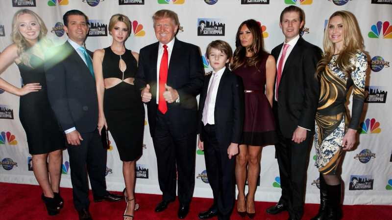 What Do The Recent Charges Against The Trump Organization Mean For Donald Trumps Kids?