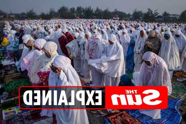 What is the difference between Eid al-Fitr and Eid al-Adha? – The Sun