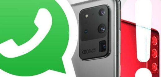 WhatsApp's latest upgrade has a big hidden cost for Samsung Galaxy S20 and S21 owners