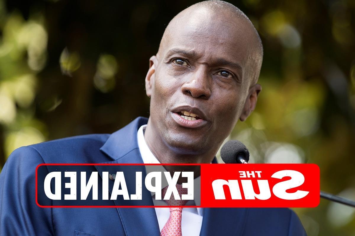 Who assassinated Haitian President Jovenel Moïse?