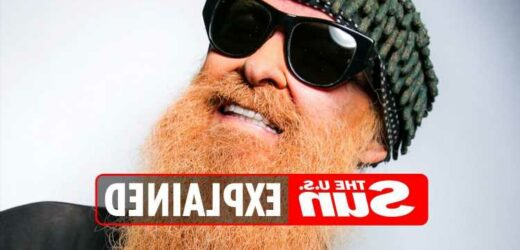 Who is Billy Gibbons and what did he say about Dusty Hill?