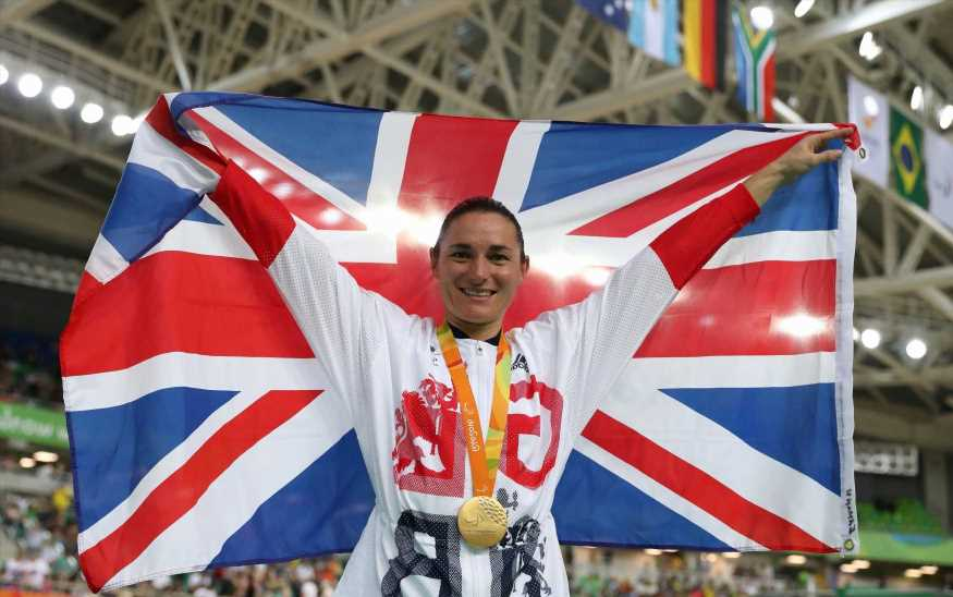 Who is Dame Sarah Storey? Britain's top female Paralympic athlete is part of the BBC Commonwealth Games team