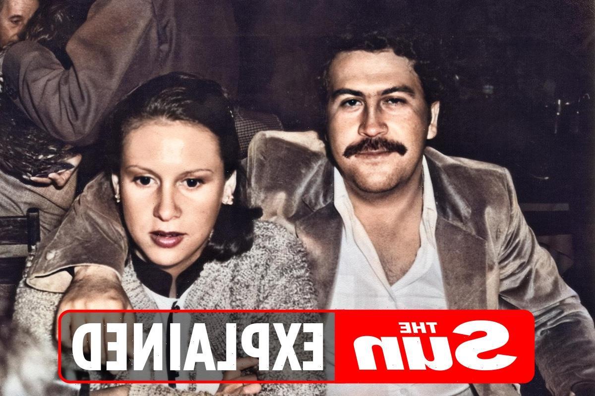 Who is Pablo Escobar's wife Maria Victoria Henao?