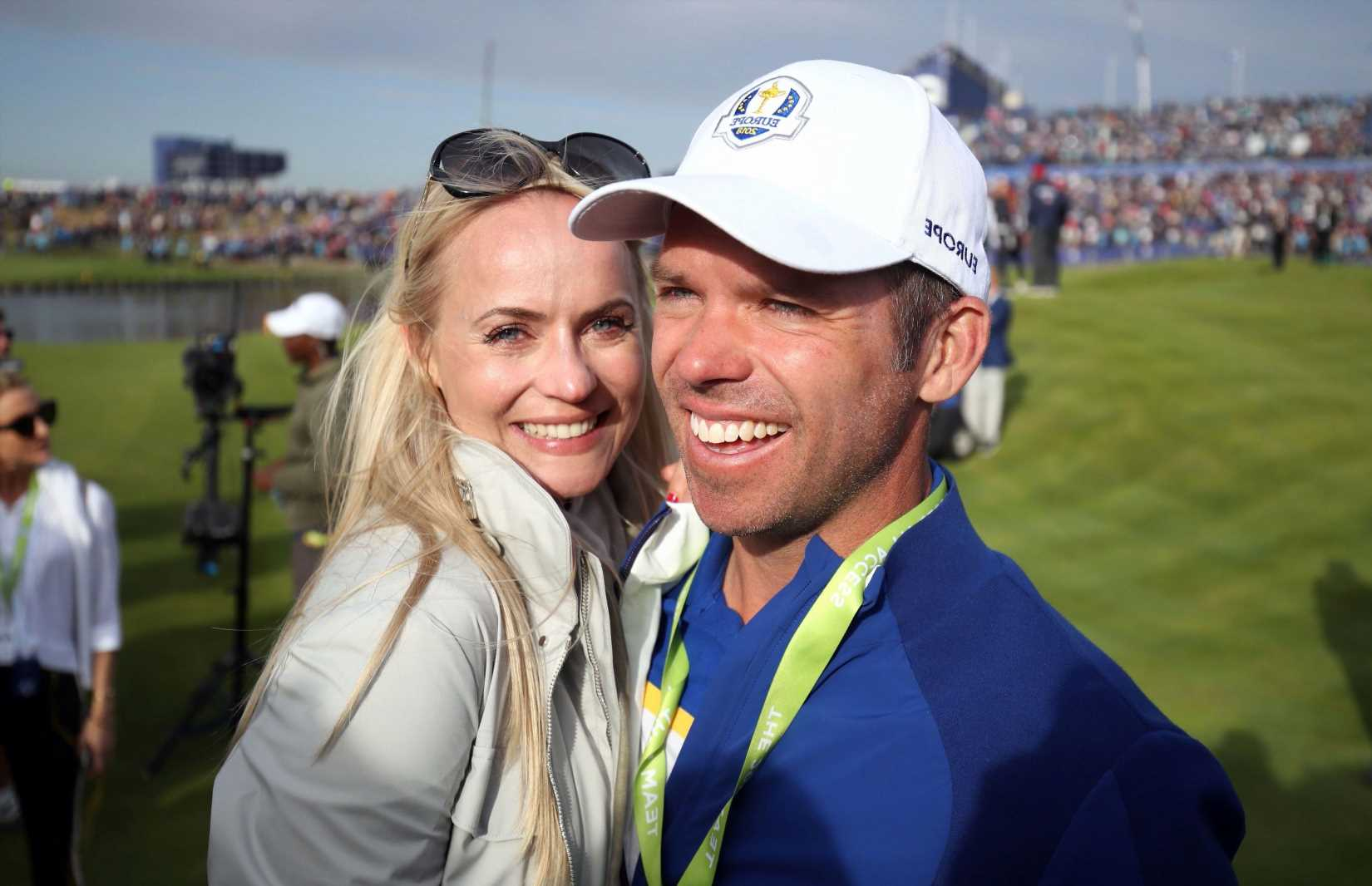Who is Paul Casey's wife Pollyanna Woodward and when The Open star marry former Gadget Show presenter? – The Sun