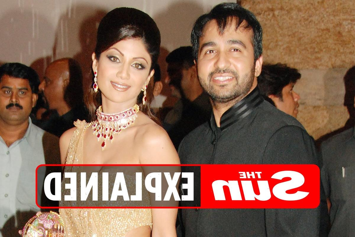 Who is Raj Kundra and what is his net worth?