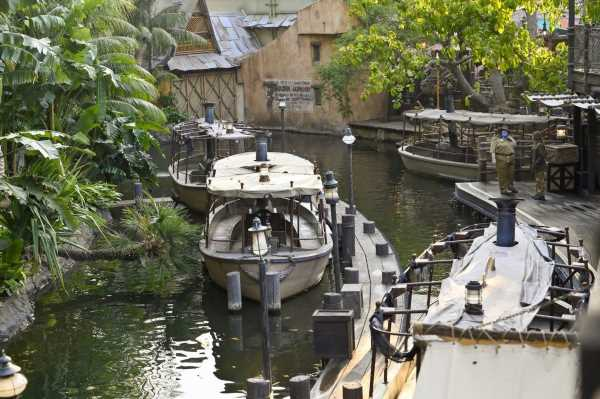 Why Jungle Cruise Was the First Disneyland Attraction To Begin Construction