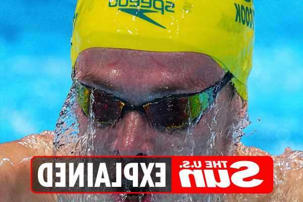 Why do swimmers wear two caps?