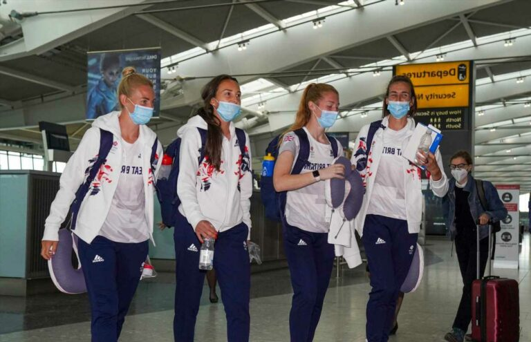 Why is there no Team GB men's football team but a women's