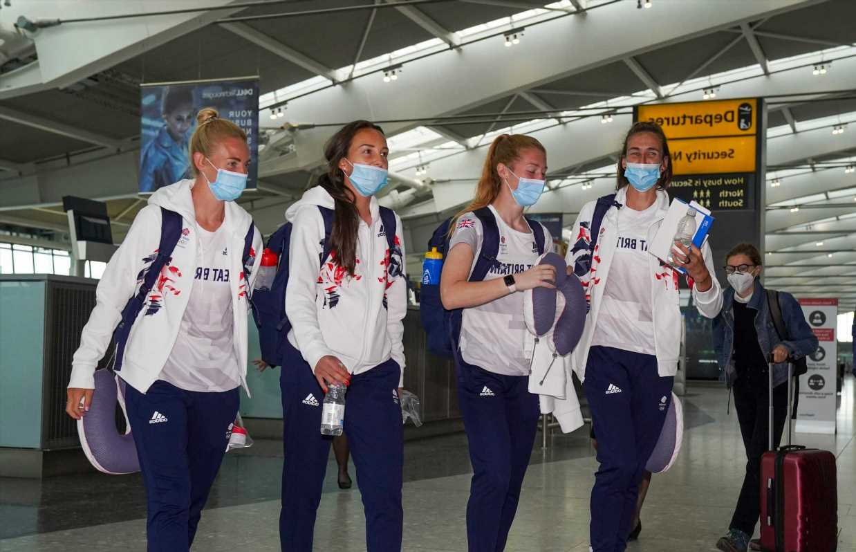Why is there no Team GB men's football team but a women's team at the Tokyo 2020 Olympics?