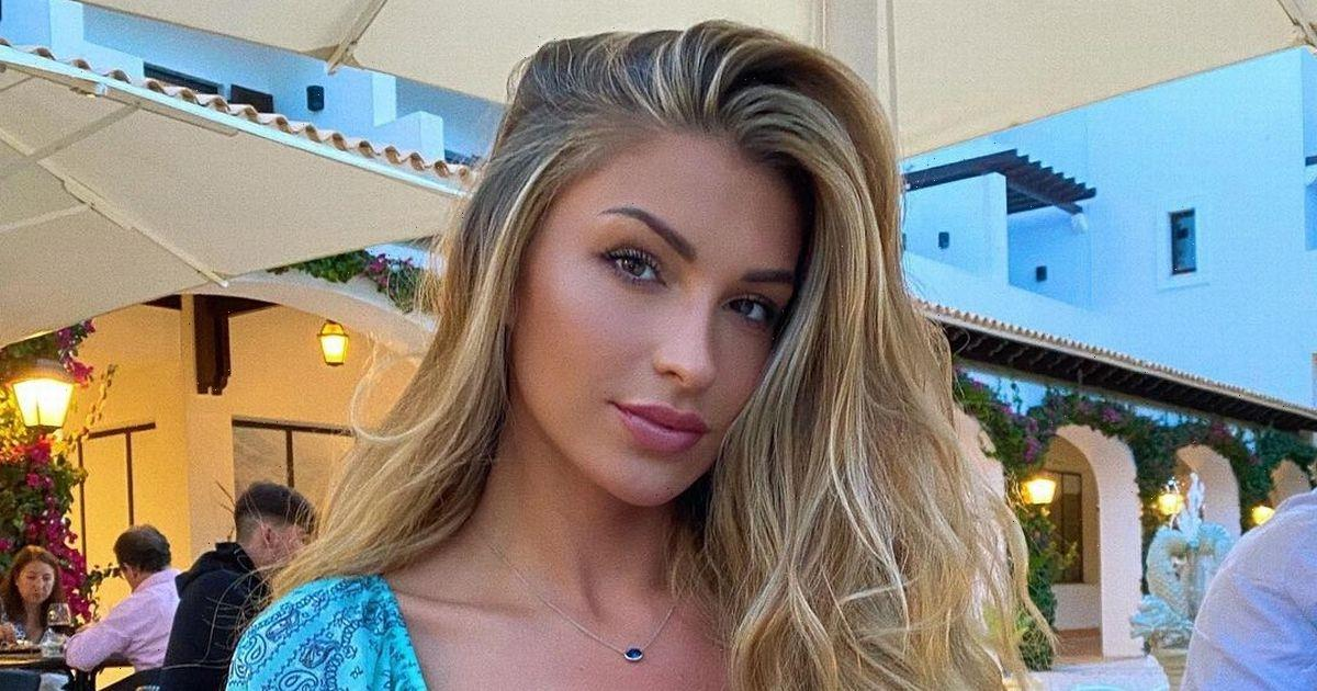 Zara McDermott admits she went on Love Island for fame and fortune – not romance
