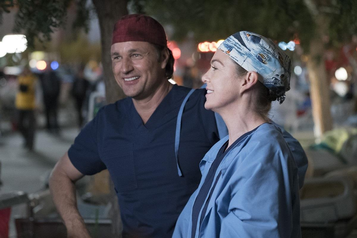 'Grey's Anatomy': Riggs May Have Gotten the Happiest Exit of All