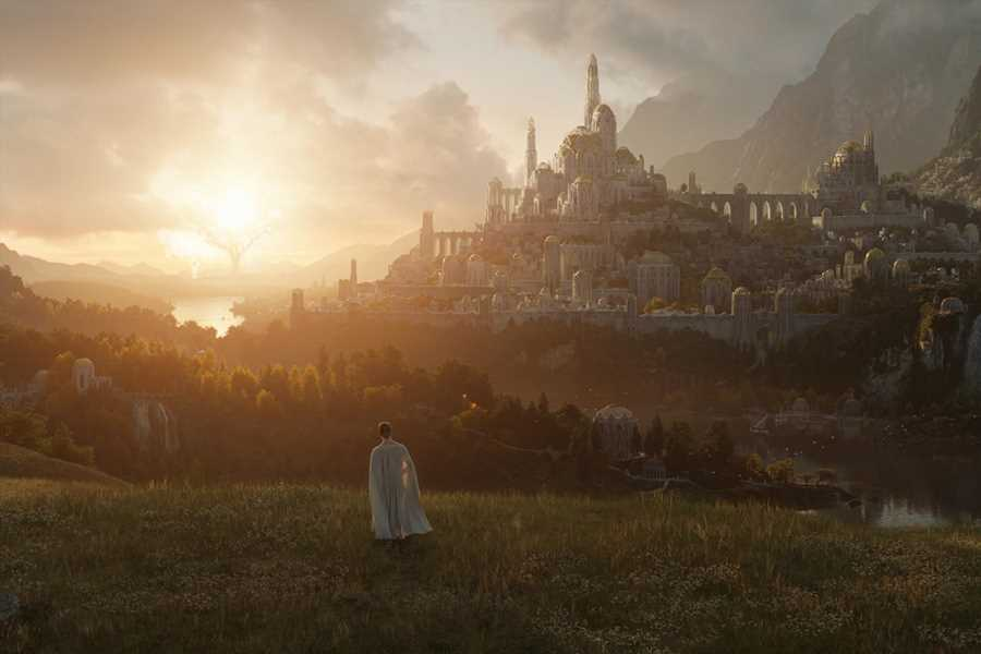 'Lord of the Rings' Series to Premiere September 2022 on Amazon Prime
