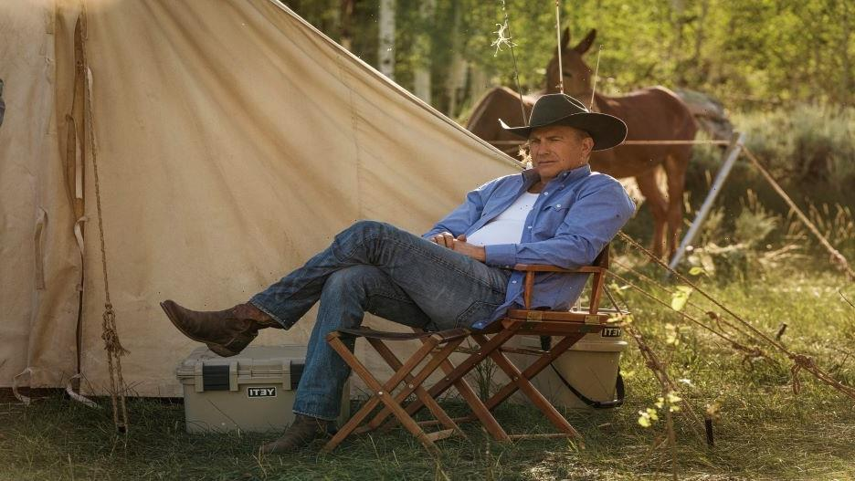 'Yellowstone': Behind the No. 1 Cable Series' First-Ever Emmy Nomination