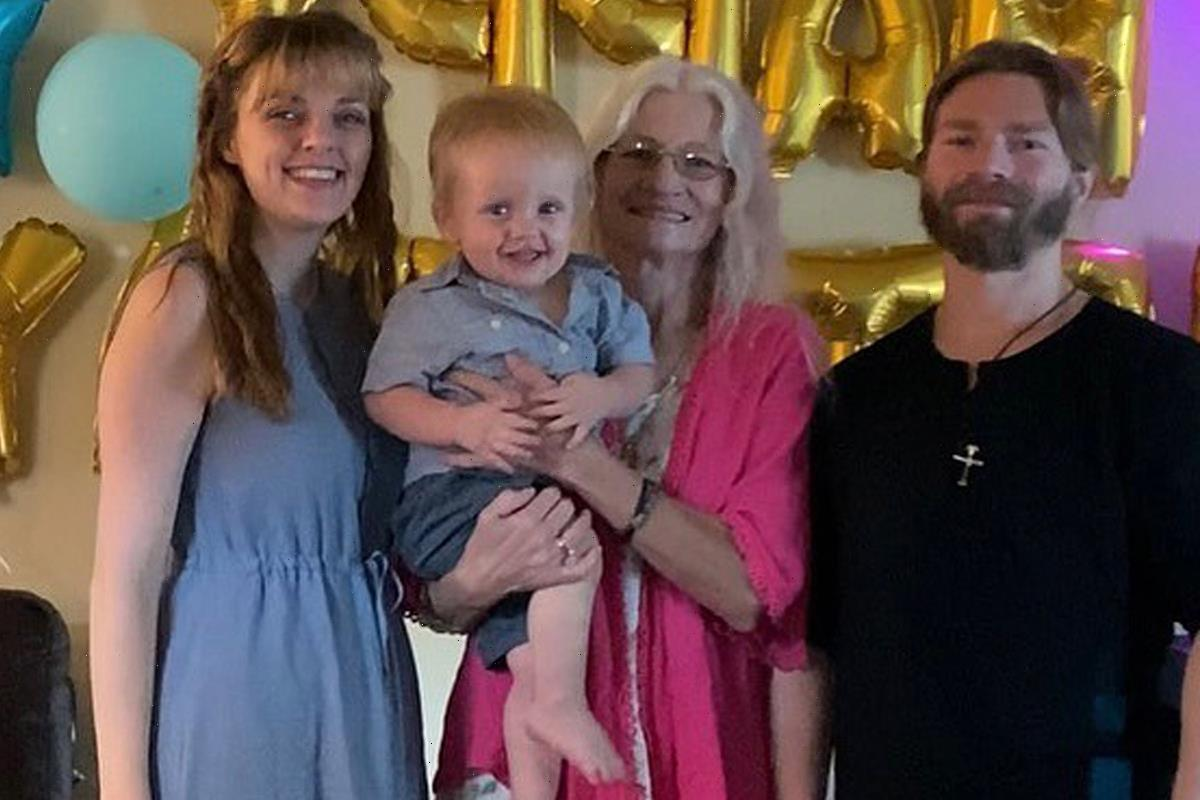 Alaskan Bush People's Bear Brown posts rare photo of mom Ami on her 58th birthday months after her husband Billy's death