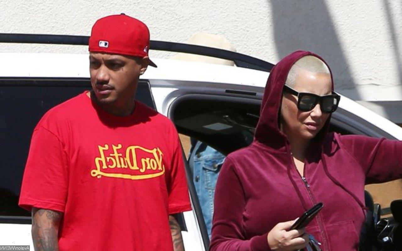Amber Roses Ex AE Shows No Remorse for Cheating on Her, Says Its His Nature