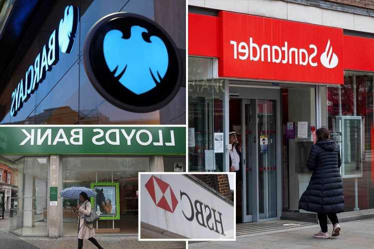Are banks open on August Bank Holiday Monday? Opening times for HSBC, Santander, Barclays and TSB