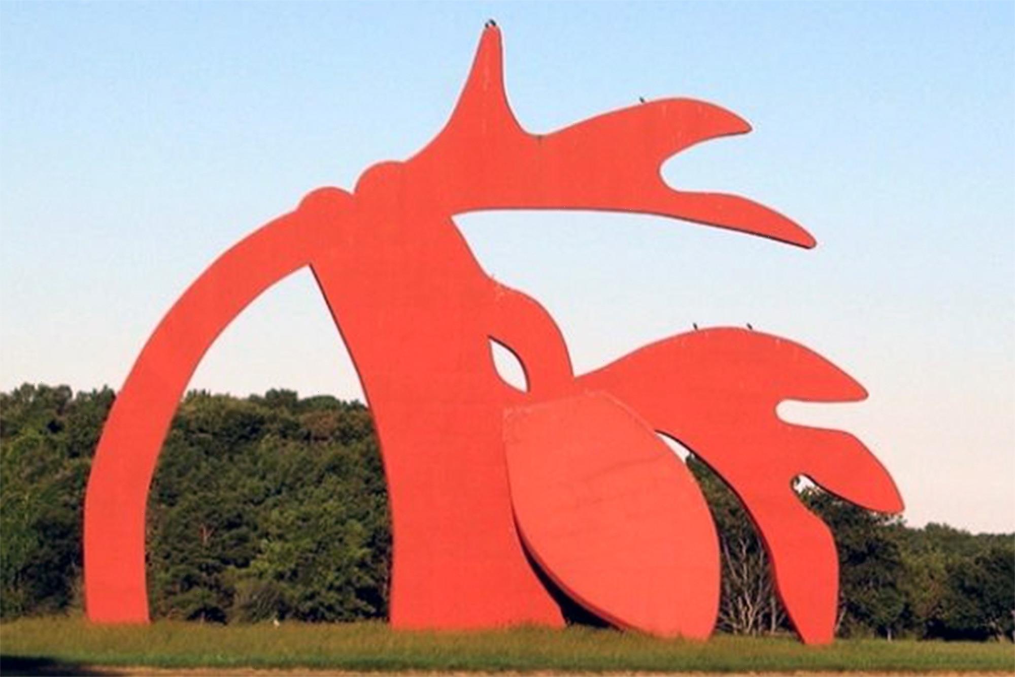 Beloved Hamptons sculpture 'Stargazer' saved by $100K donation