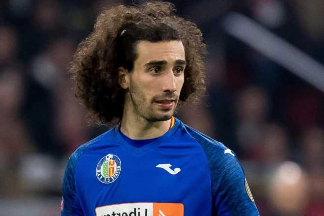 Brighton complete £15m Marc Cucurella transfer after triggering buyout clause for Getafe left-back