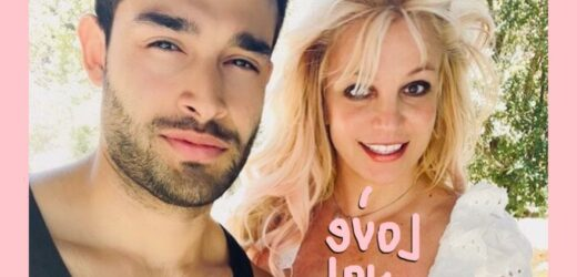 Britney Spears Shows Love To BF Sam Asghari For Supporting Her 'Through The Hardest Years Of My Life'