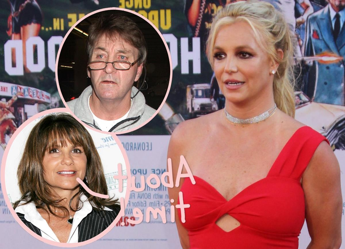 Britney Spears' Mom Says She's 'Pleased' With Ex Jamie's Decision To Quit Conservatorship