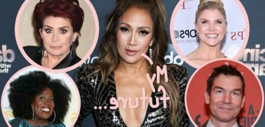 Carrie Ann Inaba NOT Returning To The Talk After Rumored Sheryl Underwood Feud?! Producers Are PISSED & Looking At Replacements!