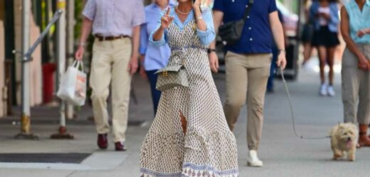 Carrie Bradshaw's 'Forever 21' dress reportedly label-less, 'will remain a mystery'