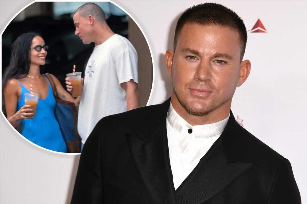 Channing Tatum follows Zoë Kravitz fan accounts amid dating rumors