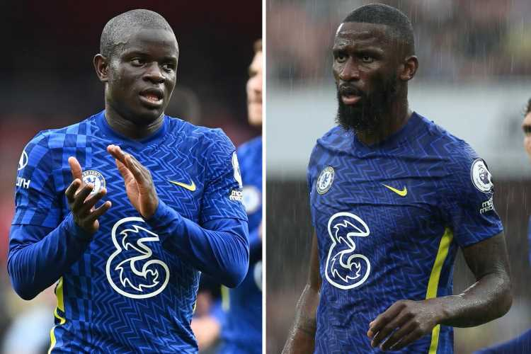 Chelsea looking to hand FOUR first-team stars new long-term contracts in coming months including N'Golo Kante