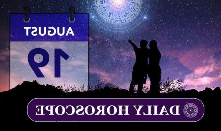 Daily horoscope for August 19: Your star sign reading, astrology and zodiac forecast