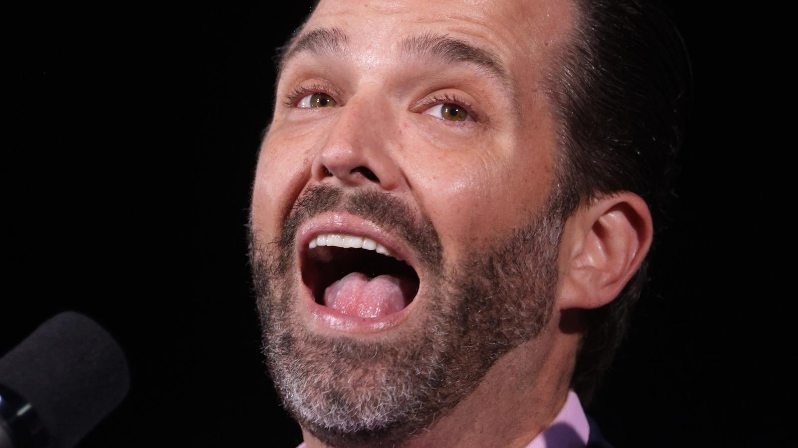 Donald Trump Jr.'s Tweets About New York's Vaccine Mandates Are Raising Eyebrows