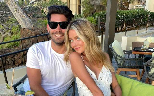 Dylan Barbour and Hannah Godwin Defend Their Delayed Wedding From 'Angry Followers'