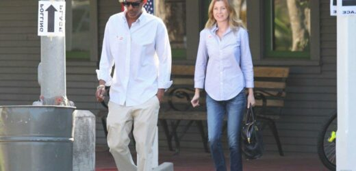Ellen Pompeo Admits Husband Had 'Really Hard' Time With Her 'Grey's Anatomy' Sex Scenes