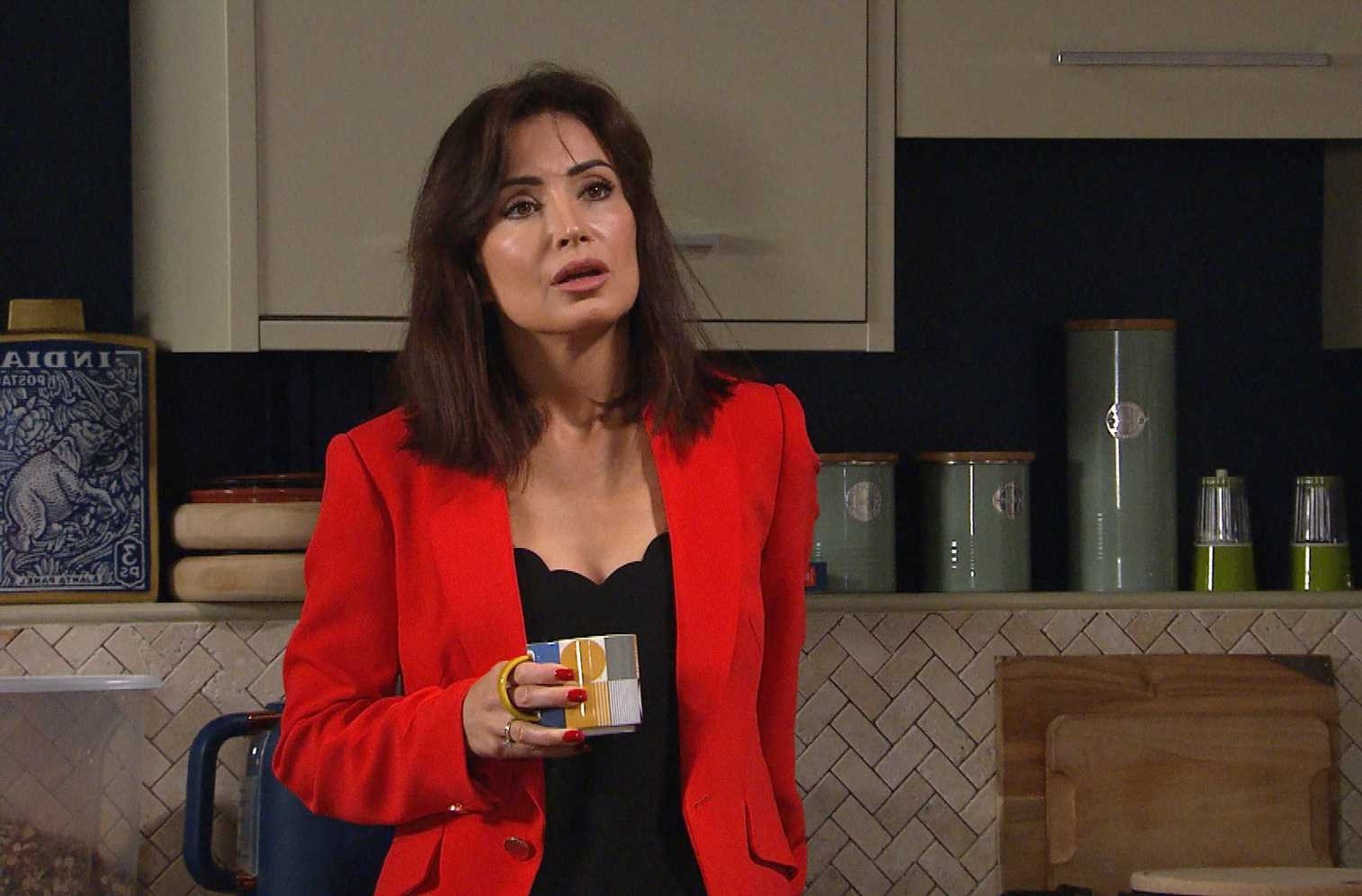 Emmerdale spoilers: Leyla Harding struggles with miscarriage as she refuses to tell husband Liam Cavanagh