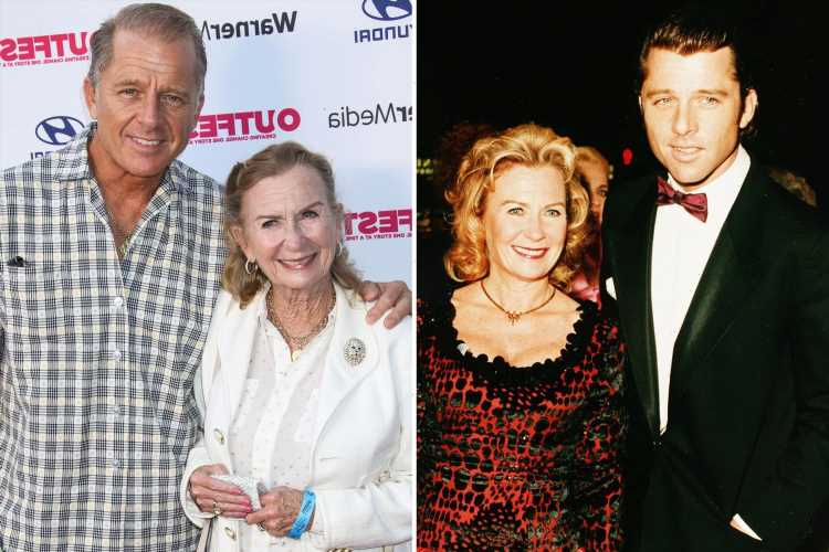 Emmerdale's Maxwell Caulfield has a very famous wife who is 18 years older than him