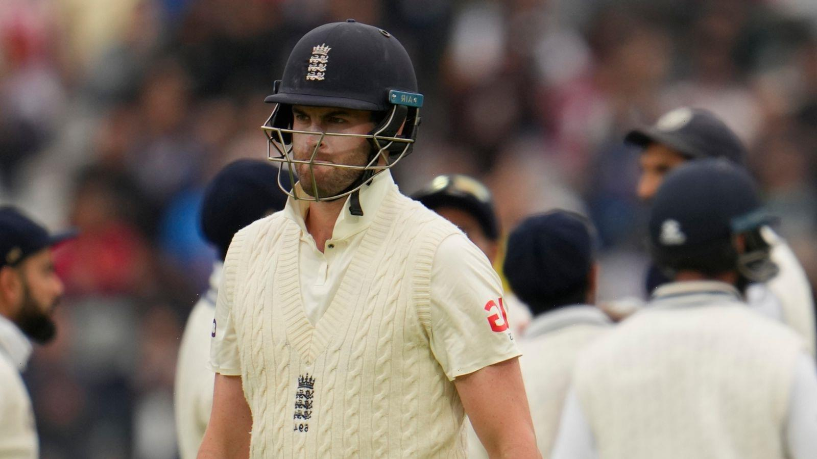 England cannot paper over cracks in batting line-up anymore after Lords defeat, says Sir Andrew Strauss