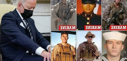 Father of fallen Marine says 'chaotic' pullout was 'not planned out'