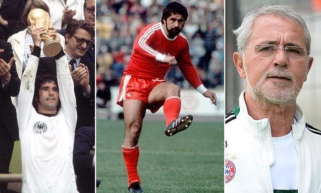 German football legend Gerd Muller passes away at age of 75