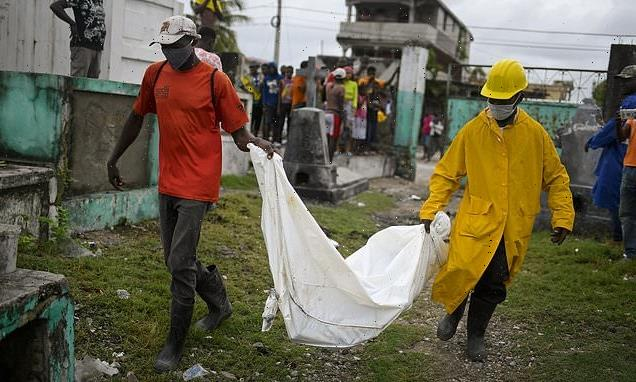 Haiti earthquake death toll jumps to 1,941 with 9,900 injured