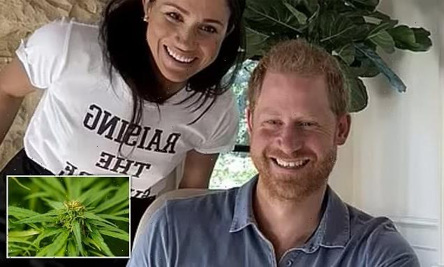 Harry and Meghan's Montecito home is close to 'smelly' cannabis farm
