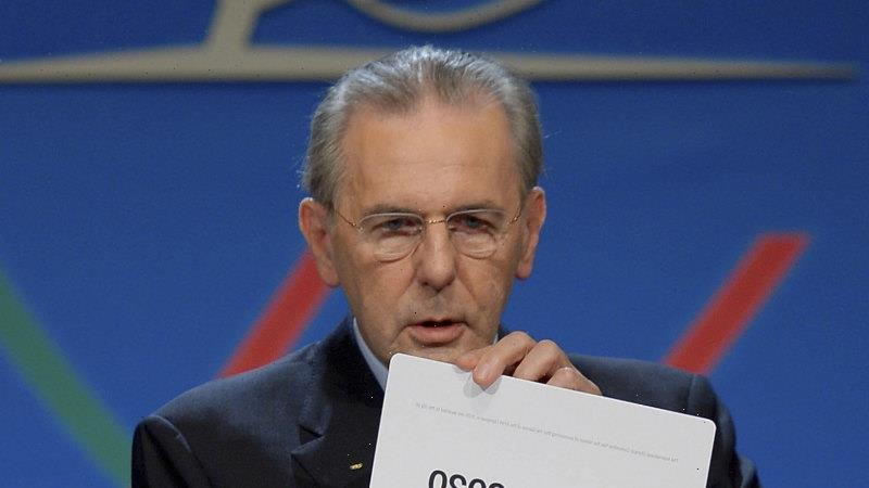 Jacques Rogge, IOC president for 12 years, dies at 79