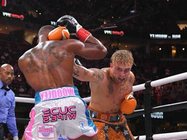 Jake Paul's boxing circus continues to divide and conquer with victory over Tyron Woodley