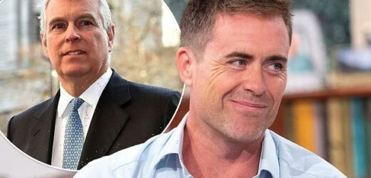 James Murray 'cast as Prince Andrew in The Crown series five'