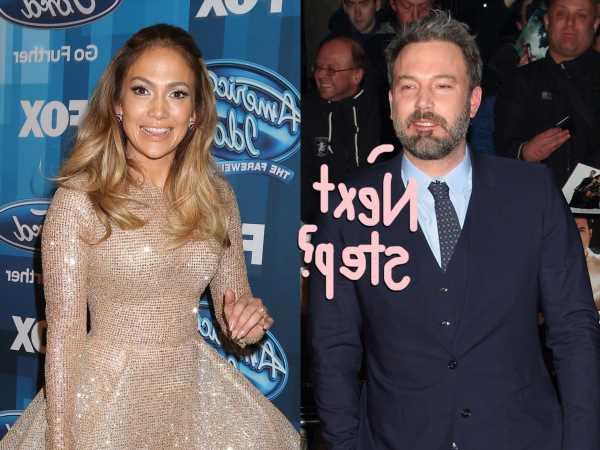 Jennifer Lopez Is Making 'A Big Effort' To Blend Families – As Ben Affleck Shops For An Engagement Ring?!