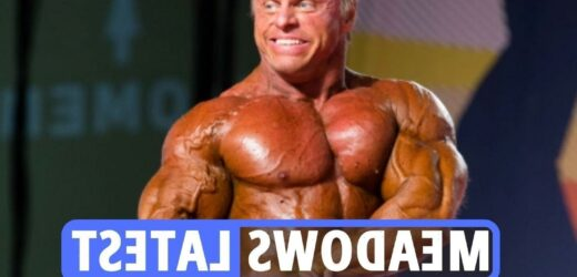 John Meadows death latest – Bodybuilder known as 'Mountain Dog' passes away age 49 with cause of death not known