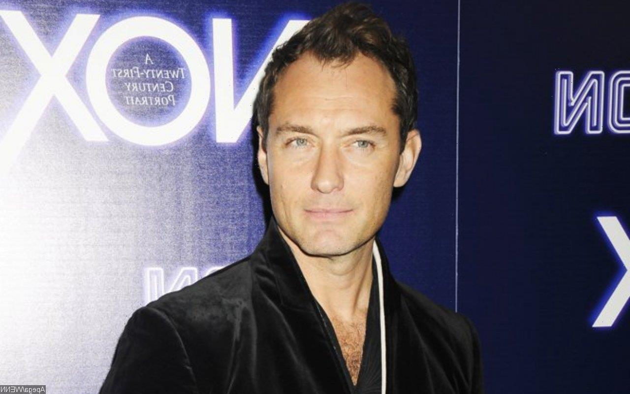 Jude Law Recalls Appalling British Advice He Got During Early Career