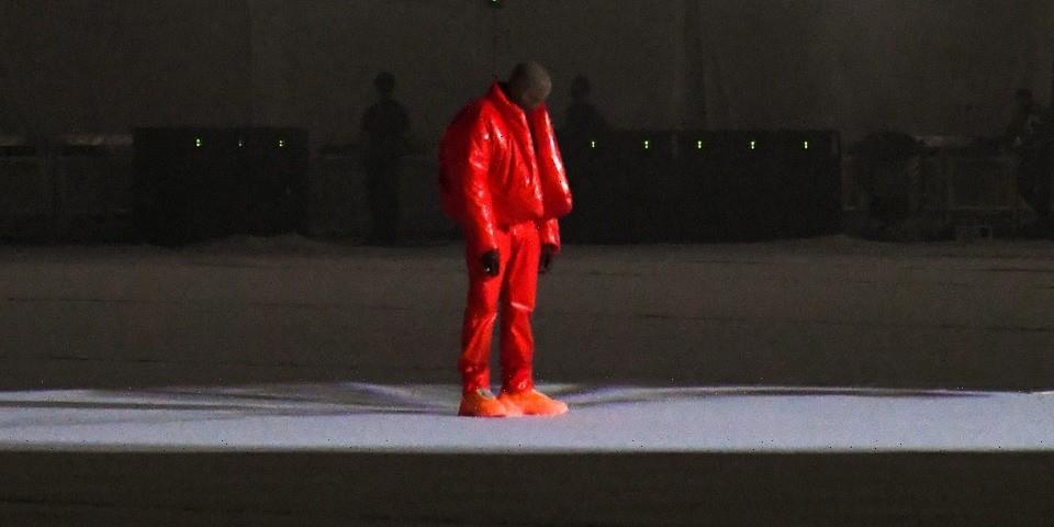 Kanye West Deletes Instagram Posts Except for Single Image of His Childhood Home