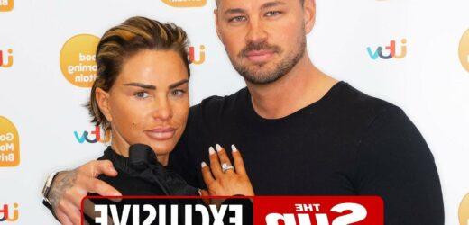 Katie Price's £50k diamond engagement ring Carl Woods gave her 'taken in assault'